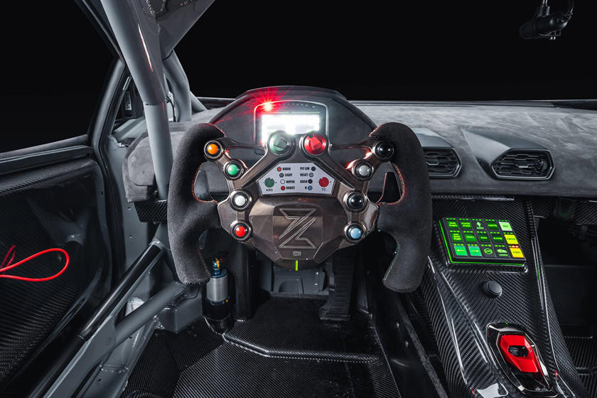 Zyrus LP1200 Strada