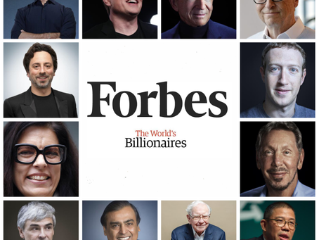 Forbes Billionaire - Top Richest Person In 2021