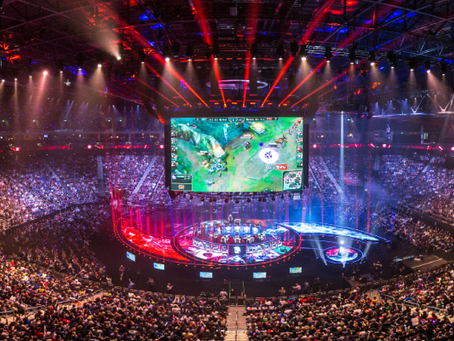 The Rise Of Esports 🎮🕹️👾