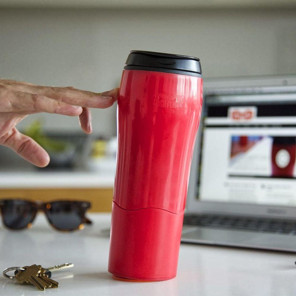 Mighty mug technology