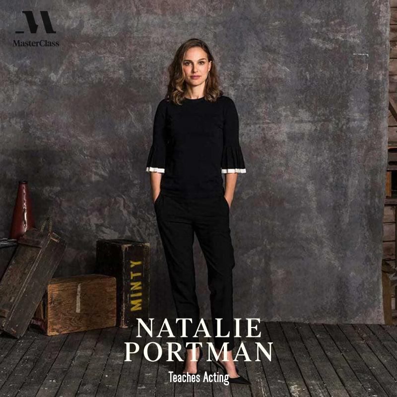 Natalie Portman - Teaches Acting