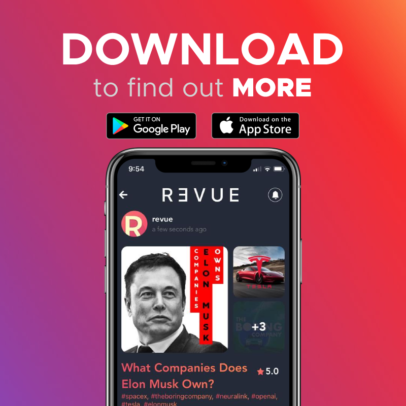 Revue App is finally here! 🔥100% Ad-Free Social App! Share your stories now. 📱 🎉