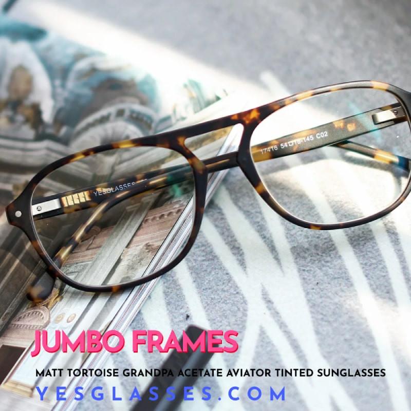 Yesglasses Jumbo Frames