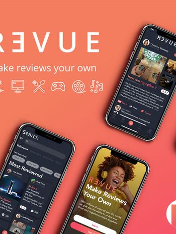 The Revue App
