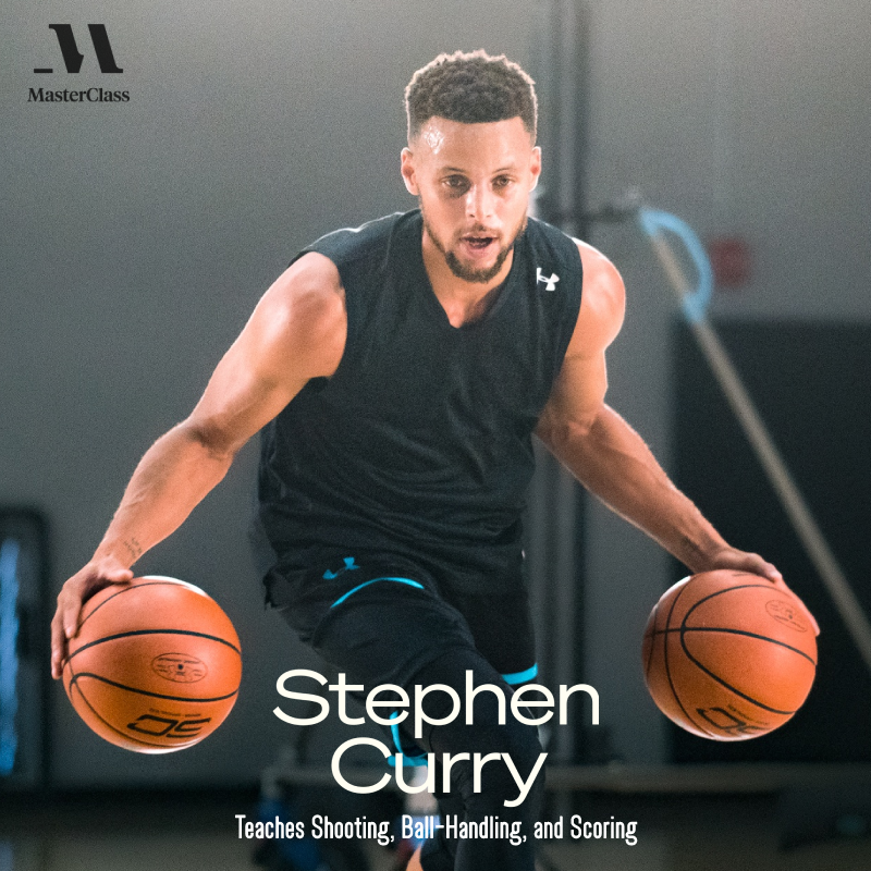 Stephen Curry - Teaches Shooting, Ball-Handling, and Scoring