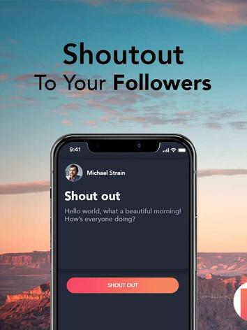 Shoutout To Your Followers