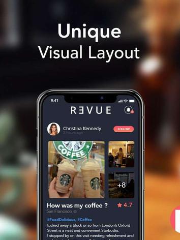 Unique Visual Layout
