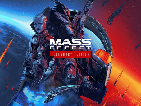 Mass Effect: Legendary Edition Remastered In 4K Coming May 14