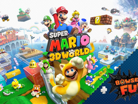 Super Mario 3D World + Bowser's Fury (Nintendo Switch): A Full Review  🍄🎮