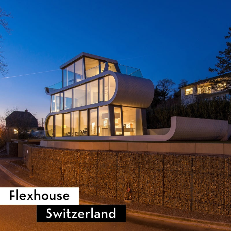 flexhouse in switzerland