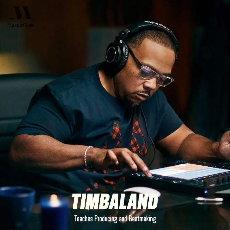 Timberland - Teaches Producing and Beatmaking