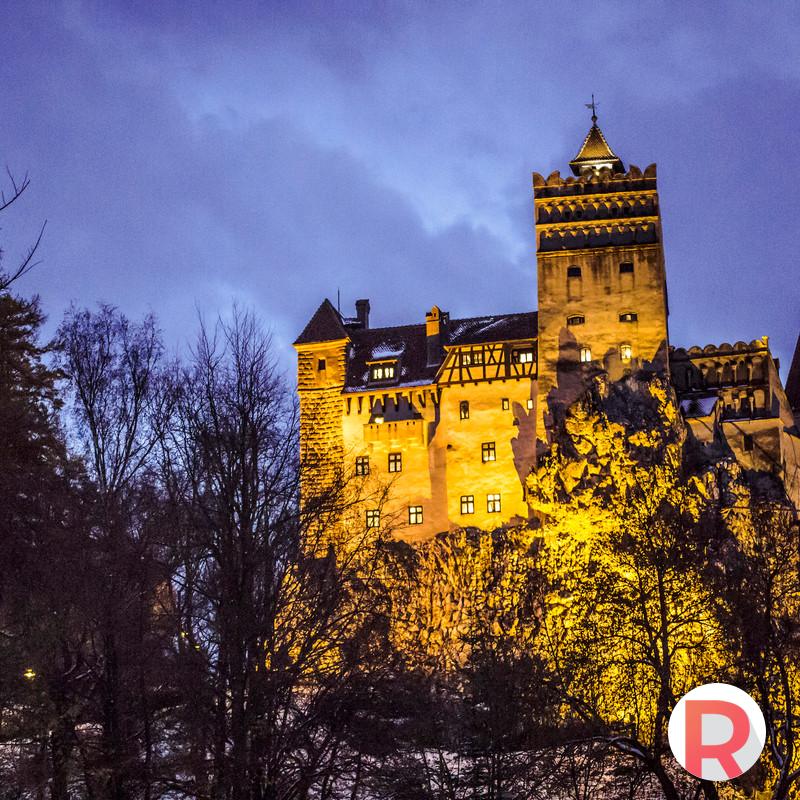 Hunyad Castle(Dracula's Castle), Romania