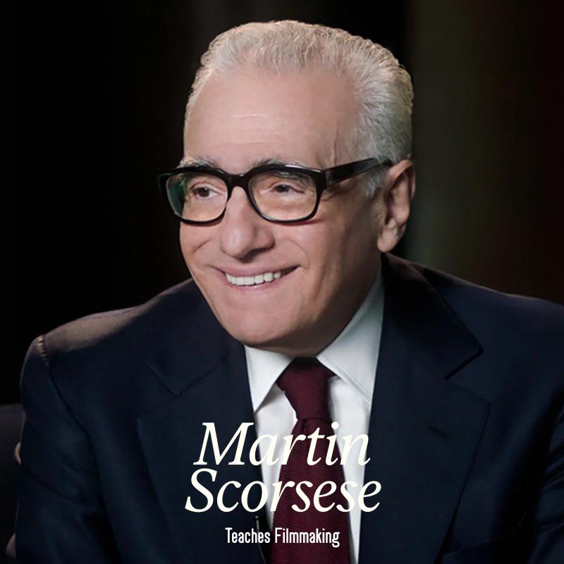 Martin Scorsese - Teaches Filmmaking