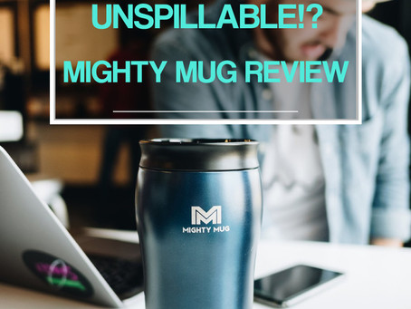 Unspillable Cup? Mighty Mug Review 🥃🚰