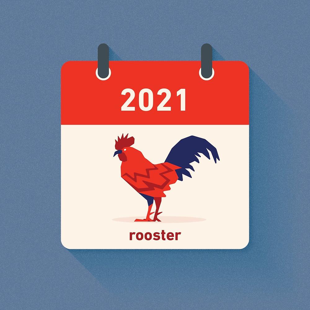 Rooster Zodiac in 2021