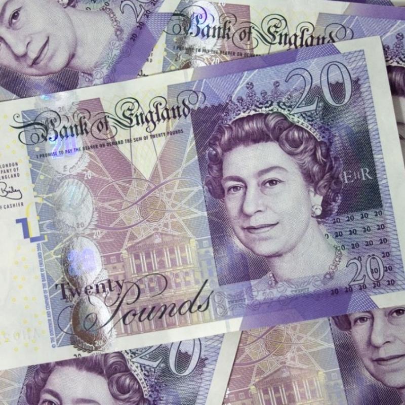 British Pound Sterling (GBP)