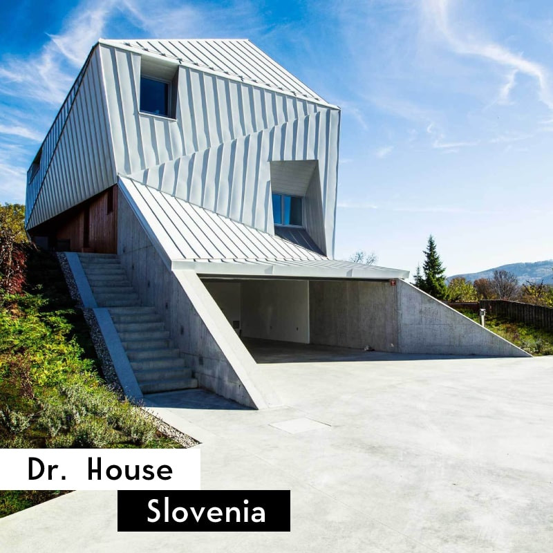 dr house in slovenia