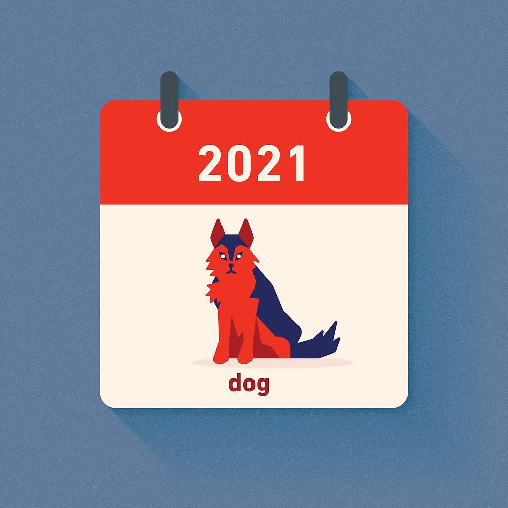 Dog Zodiac in 2021