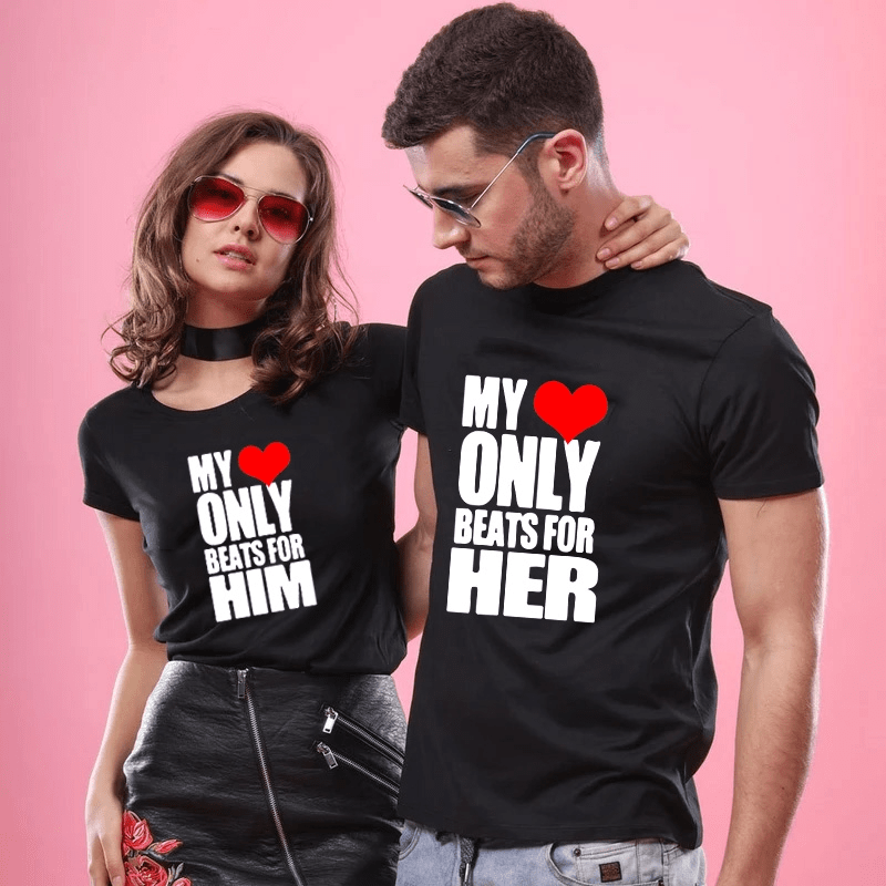 Valentines Couples Apparels