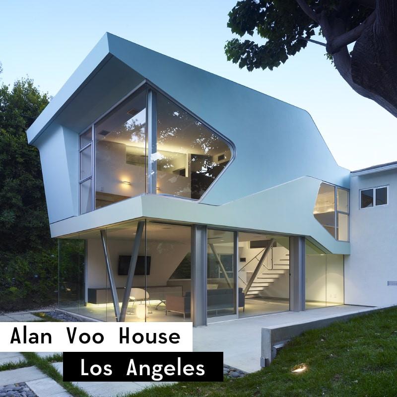 alan voo house in los angeles