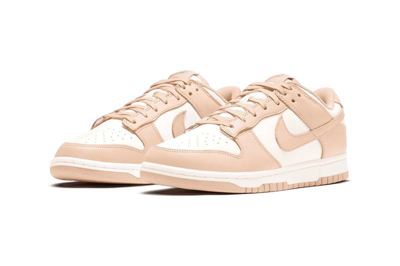"""Sneak Peak At The Nike Dunk Low """"Orange Pearl"""""""