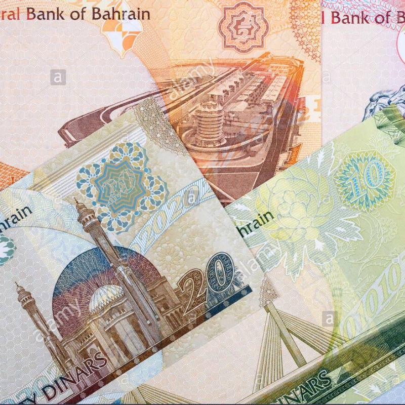 Bahraini Dinar (BHD)