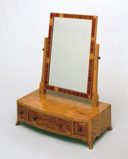 Cherry Dressing Mirror