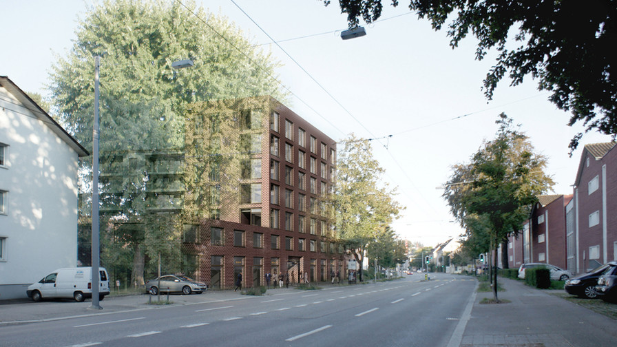 BG Waidmatt - Wehntalerstrasse