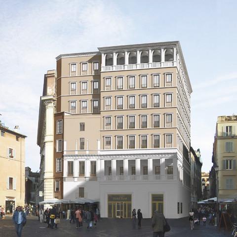 Hotel Campo Dei Fiori - Architektur & Städtebau