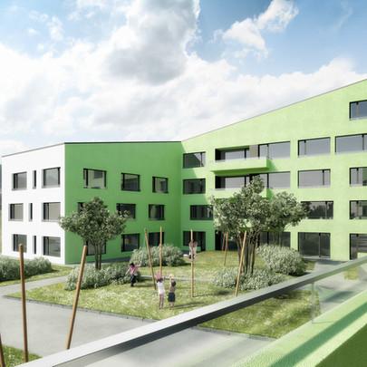 Projektwettbewerb Neftenbach