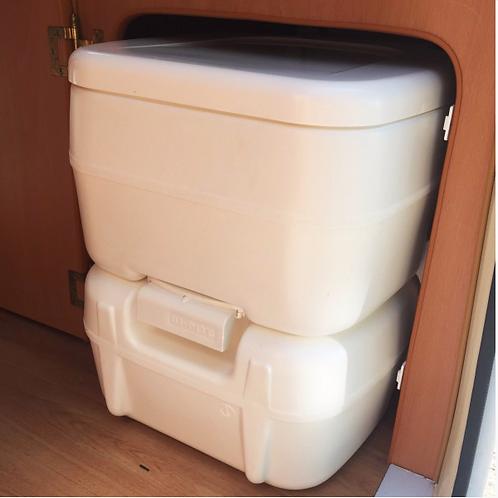 Larger Toilet Upgrade