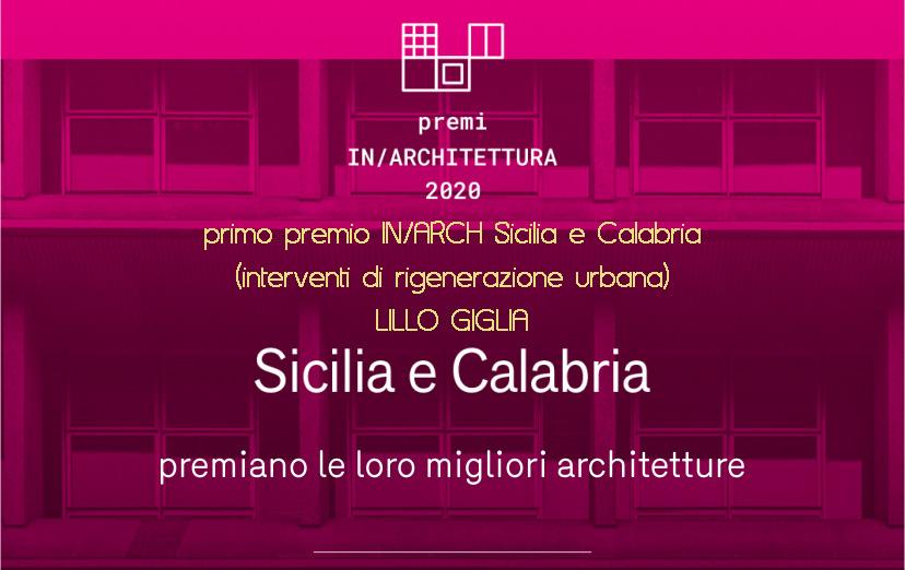 premio inarch sicilia 2020