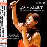 モーツァルト:ヴァイオリン協奏曲全集
