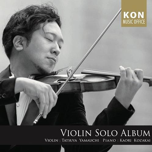 CD■Violin Solo Album 映画音楽【2018年】