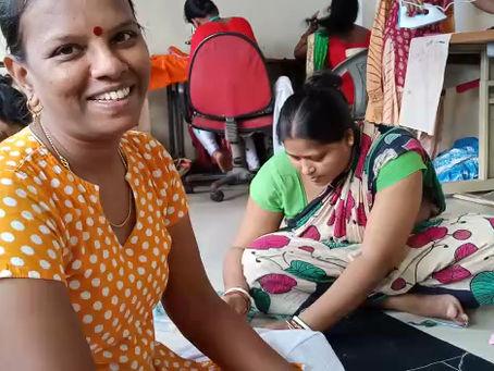Women's Self Development : Damini Project, Mumbai