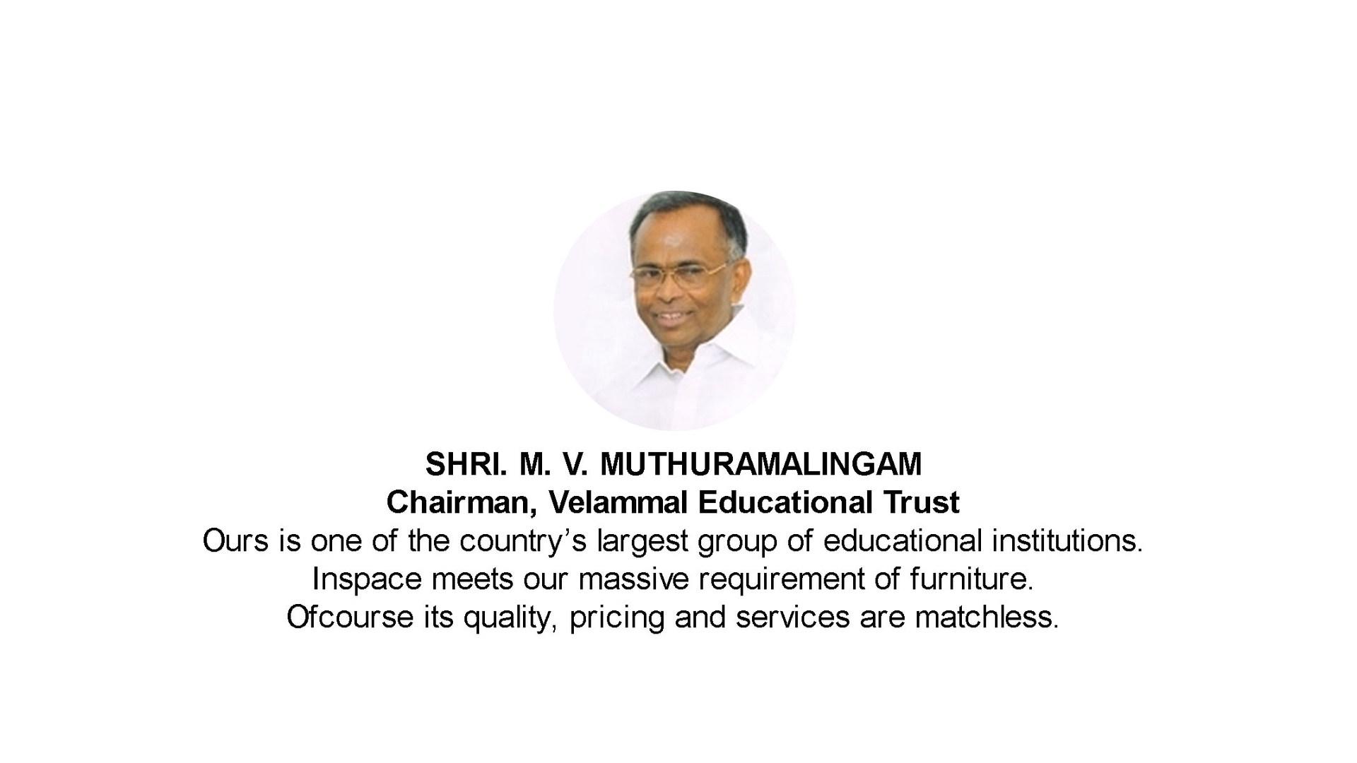 Muthuramalingam