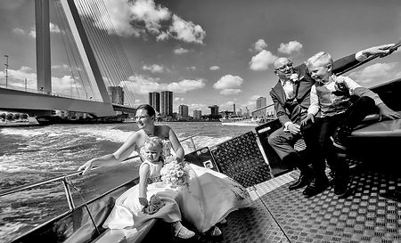 Bruiloft Esther & Peter
