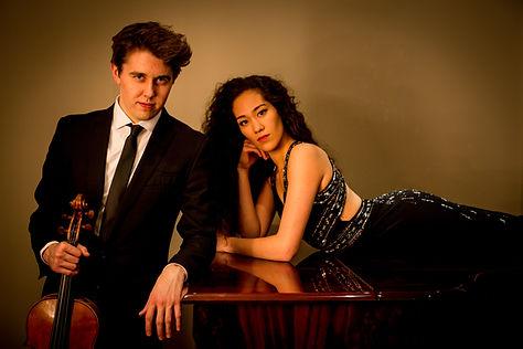 Sasha Bult-Ito The Ezra Duo Photo