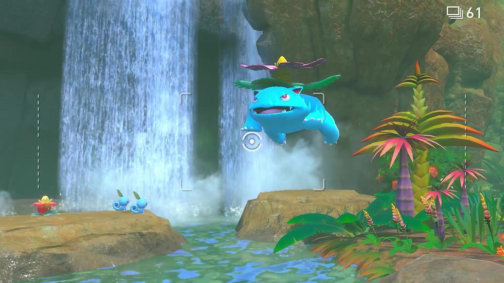 Venusaur New Pokemon Snap