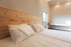Headboard master bedroom