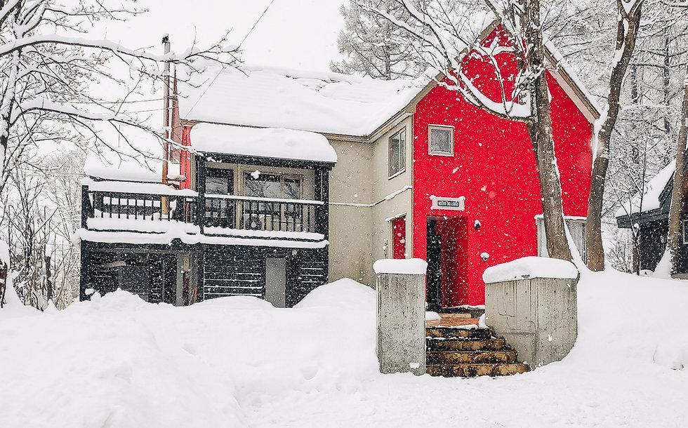 Niseko Ski Lodge Hirafu