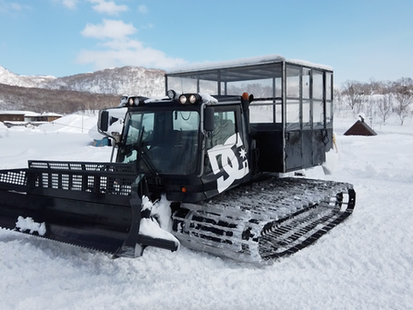 All you need to know about Cat Skiing in Niseko