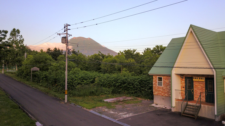 Summer at Yotei Townhouses