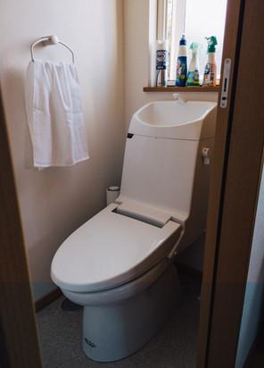 シャレートイレ