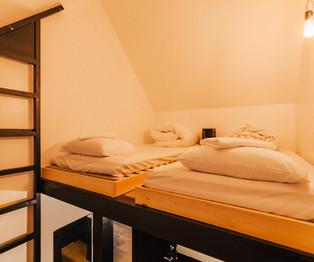 Room four loft beds