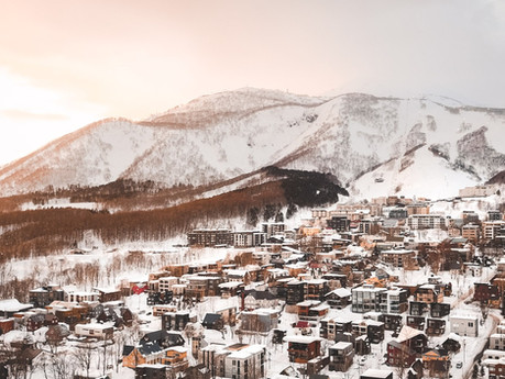 A Beginners guide to skiing in niseko.