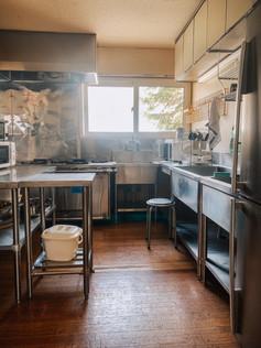 Banff Lodge Kitchen