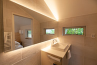 Master ensuite sink and mirror