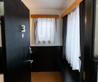 Room three entrance