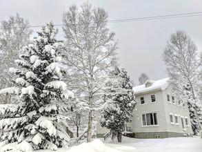 Banff Lodge Winter